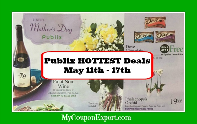 Publix Hottest Deals May 11th 17th Plus New Green Flyer Deals