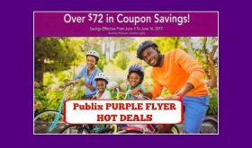 Publix Purple Advantage Flyer June 3rd – 16th!!