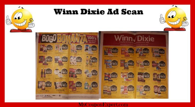 Winn Dixie HOT DEALS May 24th – 30th!!  Memorial Day Ad!