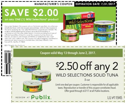Publix Green Flyer Hottest Deals May 13Th - June 2Nd!! - My Coupon
