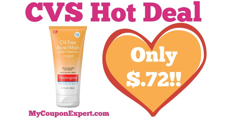 OHH YEAH!! Neutrogena Products Only $.72 at CVS from 6/18 - 6/24 - My Coupon Expert