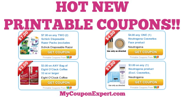 graphic about Printable Razor Coupons identify Incredibly hot Fresh new PRINTABLE Discount codes: Pampers, BIC, Nexium, Pantene