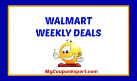 Walmart Freebies & Cheapies as of July 2, 2017!