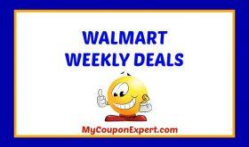 Walmart Freebies & Cheapies as of July 2, 2017!