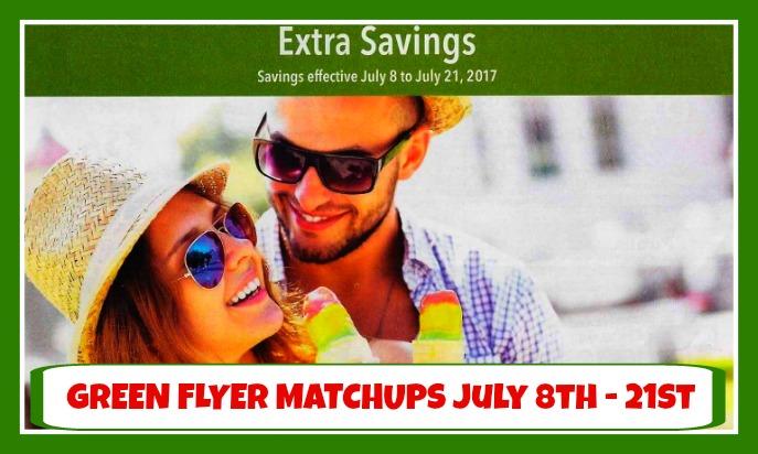 Publix GREEN Advantage Flyer Deals July 8th – 21st!!