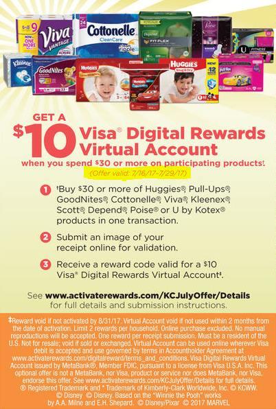visa promotion