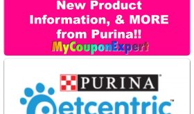 Check This Out!! Tips, Special Offers, New Product Information, & MORE from Purina!!