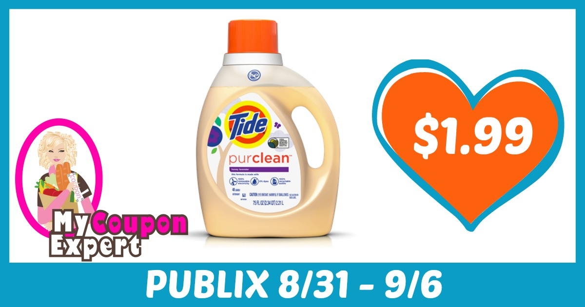 Publix tackle everything coupons