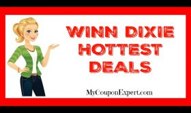 Winn Dixie Deals November 24th – 28th!  Short Post Holiday Ad!