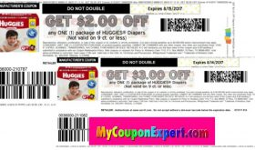 TWO *HOT* Huggies Coupons to print!!  HURRY!!