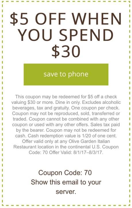 Restaurant Coupons 2017 Printable Coupon Code Autos Post