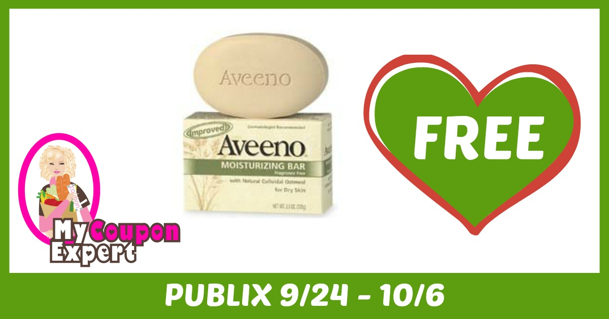 FREE Aveeno Facial Bars after sale and coupons - My Coupon Expert
