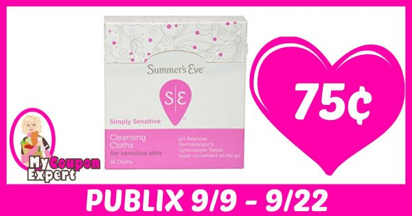 picture about Summers Eve Printable Coupons identified as Summers Eve Products and solutions Simply 75¢ every following sale and discount codes ·