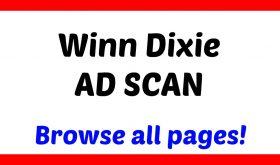 Winn Dixie FULL AD SCAN for September 6th – 12th!!