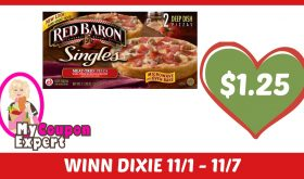 Red Baron Singles Only $1.25 each after sale and coupons