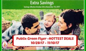 Publix GREEN FLYER Hot Deals October 28th – November 10th!