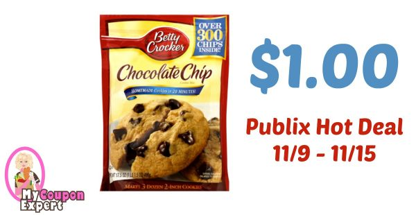 Betty crocker cookie coupons