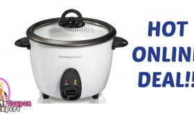 16-Cup Rice Cooker Under $7.00 – Reg. $30.00