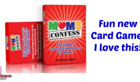 Cute ice breaker game for women!  Moms Confess Card Game!