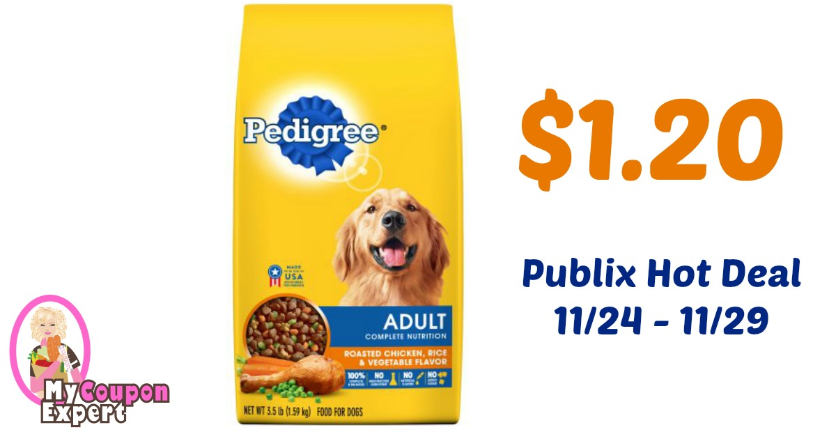Printable Coupons For Pedigree Dog Food In Target