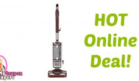 DuoClean Powered Lift-Away Speed Upright Vacuum Under $190 (Reg. $330.00)