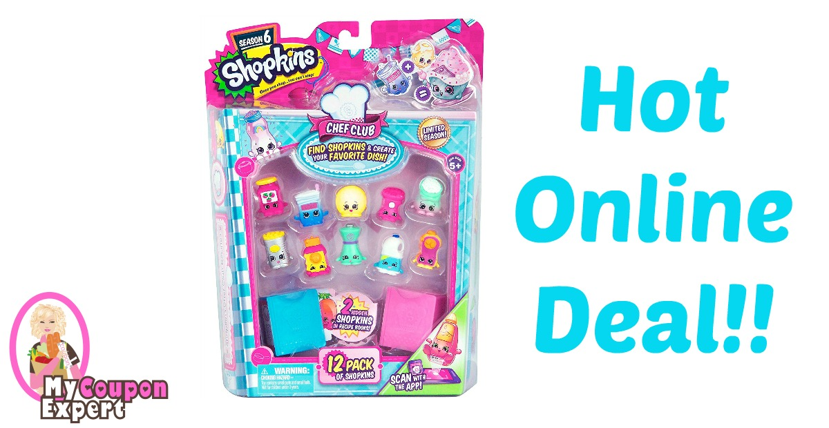 HOT Holiday Toy Deal Under $5 .00 – 60% Savings