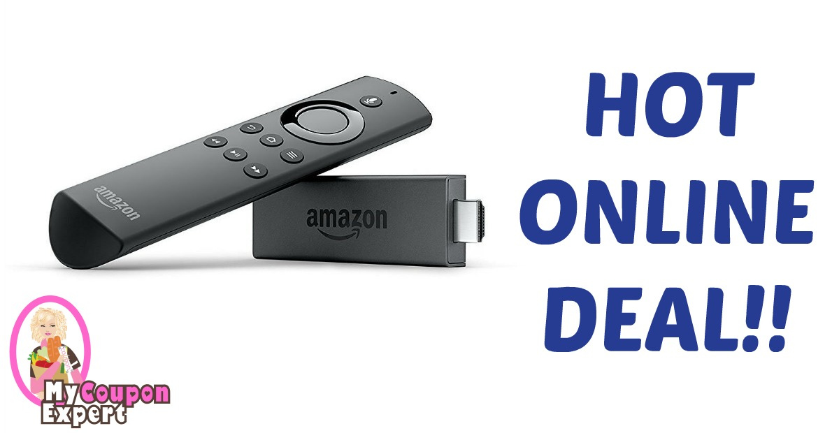 Streaming TV Stick Under $25.00 – 38% Savings
