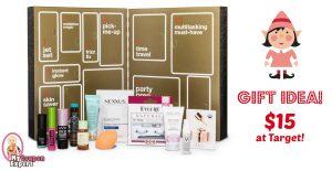 Target 12 Days of Beauty Advent Calendar! CUTE!!