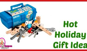Hot Holiday Gift Idea! BRIO Builder Starter Set Only $11.99 – 52% Savings
