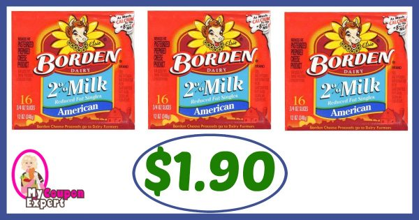 Borden Cheese Coupons 12222 - allspecialcoupons.com