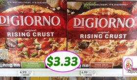 Publix Deal!  DiGiorno Pizza just $3.33 starting 12/14!!