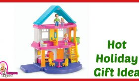 Hot Holiday Gift Idea! Fisher-Price Loving Family, My First Dollhouse Under $42.00 – 58% Savings