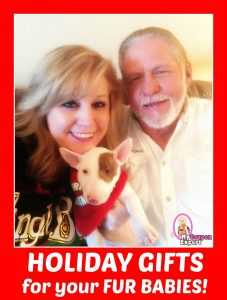 Gift Ideas for your pets!!  Check these out!