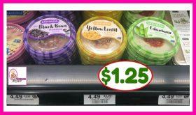 Lantana Hummus $1.25 at Publix!