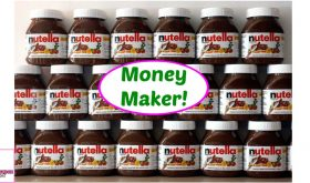 MONEY MAKER Nutella at Publix!