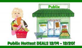 Publix HOT DEALS December 14th – 20th!  HOLIDAY AD!