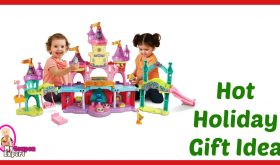 Hot Holiday Gift Idea! VTech Go! Go! Smart Friends Enchanted Princess Palace Under $25.00 – 58% Savings!!