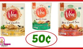 CVS Hot Deal Alert!! Vea Products Only 50¢ each after sale and coupons