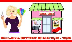 Winn Dixie Matchups and Deals for December 20th – 26th!