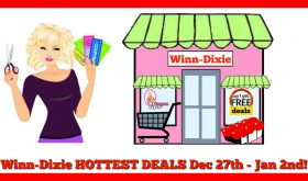Winn Dixie Matchups December 27th – January 2nd!