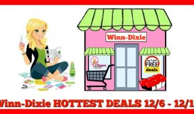 Winn Dixie Matchups December 6th – 12th!!  Check this out!