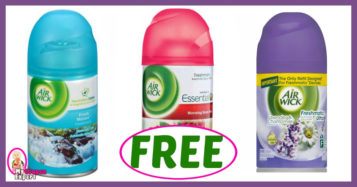 winn dixie hot deal alert  free air wick products after