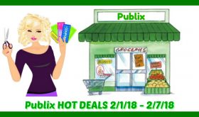 Publix HOT DEALS & Matchups February 1st – 7th!!  Don't miss out!