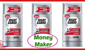 CVS Hot Deal Alert!! Money Maker on Right Guard after sale and coupons