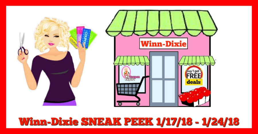 Winn Dixie Matchups January 17th – 23rd!!