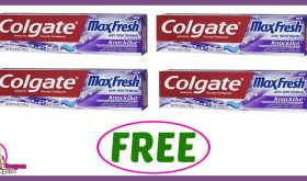CVS Hot Deal Alert!! FREE Colgate Toothpaste after sale and coupons