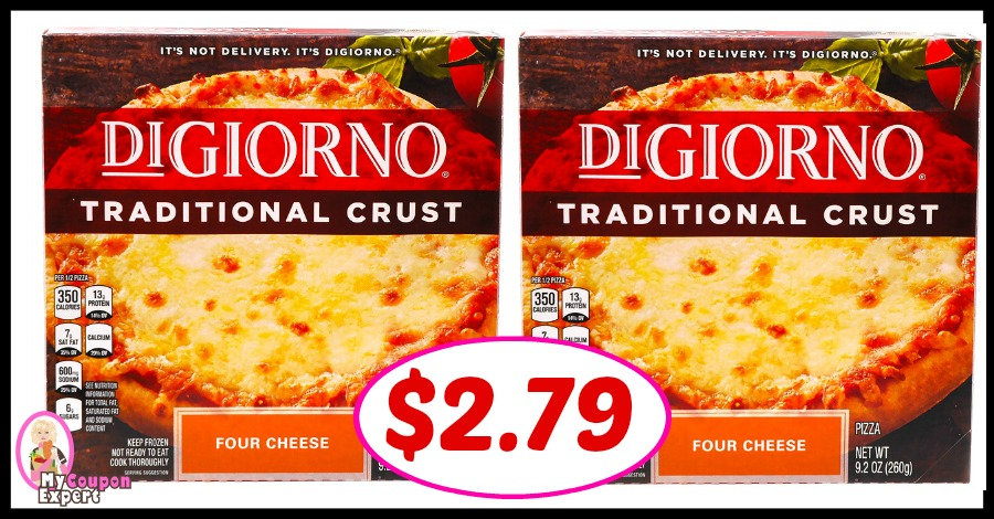 Digiorno pizza coupons october 2018