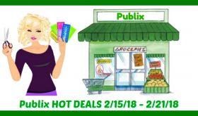 Publix HOT DEALS & MATCHUPS for February 15th – 21st!!