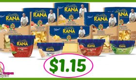 Rana Pasta or Sauce just $1.15 at Publix!!