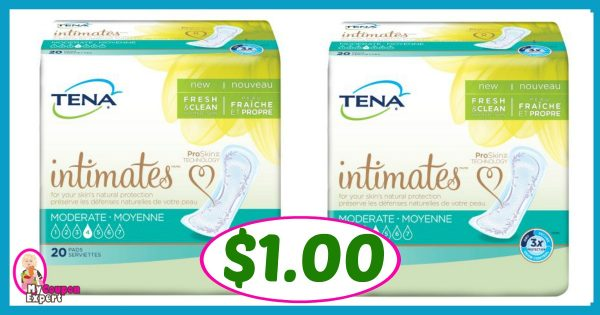 photo about Tena Coupons Printable known as Publix Sizzling Package Inform! Tena Serenity Pads Basically $1.00 each individual